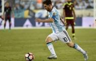 Màn trình diễn của Lionel Messi vs Venezuela