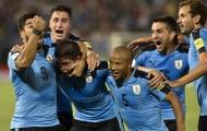 Paraguay 1-2 Uruguay: Rảo bước đến nước Nga