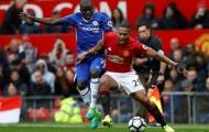 Man United có nguy cơ mất Valencia ở trận đấu với Chelsea