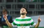 Anderlecht 0-3 Celtic: Dấu ấn từ Man City