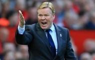 Chống lại CĐV, lãnh đạo Everton quyết giữ Koeman