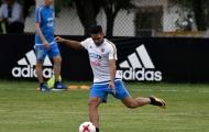 Falcao 'chỉnh nòng ngắm' trước trận thư hùng với Paraguay