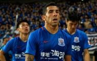 Bom xịt Tevez quyết bám trụ Trung Quốc