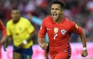 Chile 2-1 Ecuador: Bản lĩnh nhà vô địch