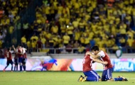 Colombia 1-2 Paraguay: Ngược dòng không tưởng