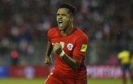 Highlights: Chile 2-1 Ecuador (Vòng loại World Cup 2018)