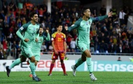 Màn trình diễn của Cristiano Ronaldo vs Andorra