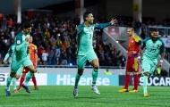 Ronaldo gặp vấn đề lớn ngay trước thềm trận đấu với Andorra