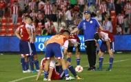 Số phận đặt VÉ vào tay, nhưng Paraguay không thể nắm giữ