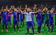 Câu chuyện thần thoại của bóng đá Iceland được viết lên từ đâu?