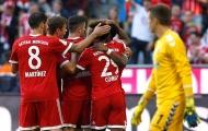 Bayern giành thắng lợi 5 sao trong ngày tái ngộ Jupp Heynckes