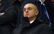 Chủ tịch Levy úp mở về khả năng tiêu tiền của Tottenham