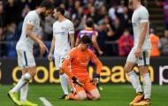 Chức vô địch đã quá tầm với của Chelsea?