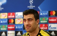 Tập luyện hăng say, sao Dortmund tự tin về thắng lợi trước APOEL