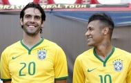 Những ngôi sao Brazil tôi yêu