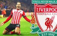 4 người như Van Dijk mới cứu được Liverpool