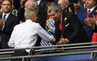 Ông chủ Arsenal: 'Sa thải Arsene Wenger thật dễ dàng'