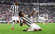 Cuadrado mừng ra mặt khi 'giải cứu' thành công Juventus