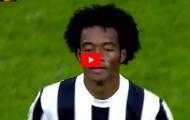 Màn trình diễn của Juan Cuadrado vs Benevento
