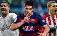 Không chỉ Ronaldo, những sát thủ La Liga đều rớt phong độ khó hiểu