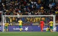 Đá lại, Nam Phi cay đắng lỡ hẹn với World Cup