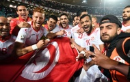 Xác định xong 5 đội tuyển châu Phi dự World Cup 2018