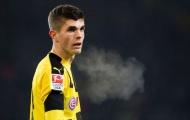 Dortmund phản ứng kịch liệt về tin đồn Bayern mua Pulisic