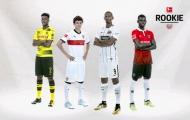 3 sao trẻ hay nhất Bundesliga tháng 10: Làn sóng Pháp mạnh mẽ