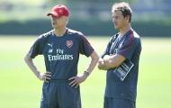 KHỦNG HOẢNG tại Arsenal: Không có Wenger, Sanchez đã bị Jens 'khùng' đánh sấp mặt