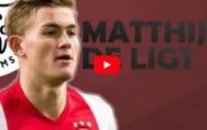 Lí do Barcelona muốn có Matthijs de Ligt (Ajax)