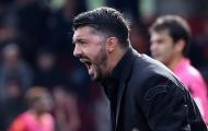 Gào thét trong bất lực, Gattuso chưa thể giúp Milan