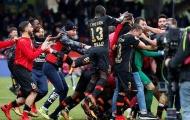 Cận cảnh Benevento ăn mừng như thể vô địch Serie A
