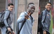 Bộ ba hủy diệt của Liverpool đến Anfield, chờ 'làm gỏi' Spartak Moscow