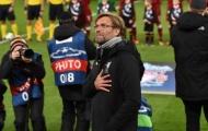 Klopp suýt khóc khi Liverpool hủy diệt Spartak Moscow