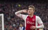 Nóng: Ajax chủ động nhả 'ngọc quý' cho Barca