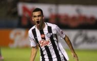 NÓNG: Man City đạt thỏa thuận với tài năng trẻ Paraguay