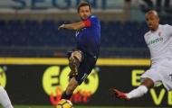Highlights: Lazio 1-0 Fiorentina (Vòng tứ kết Coppa Italia)