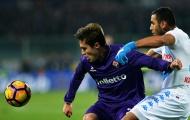 'Sợ' Juve, Napoli tiếp tục nhắm thêm mục tiêu mới