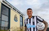 CHÍNH THỨC: Newcastle có tân binh chất lượng từ Chelsea