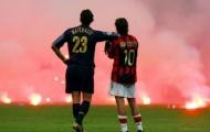 10 tình bạn đẹp của thế giới bóng đá