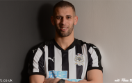 CHÍNH THỨC: Newcastle bổ sung tiền đạo từ Leicester
