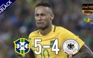 Neymar khóc khi giúp Brazil vô địch Olympic 2016