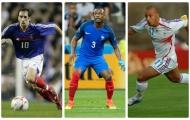 Top 10 'lão làng' bóng đá Pháp chưa nghỉ hưu vì quá yêu nghề