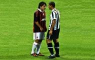 Felipe Melo vs Gennaro Gattuso - Những khoảnh khắc điên rồ