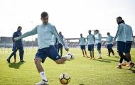 Juventus đón viện binh khủng trở lại tập luyện