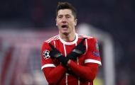 Real Madrid săn tiền đạo: Động thái lạ của Lewandowski