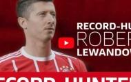 5 kỉ lục của Robert Lewandowski
