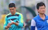 Minh Nhựt kí hợp đồng với Nam Định, khoác áo số 1
