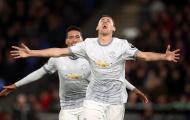 Man Utd ăn mừng như thể vô địch sau bàn thắng của Matic