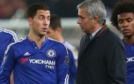MU được khuyên mua Eden Hazard để thu hẹp trình độ với Man City